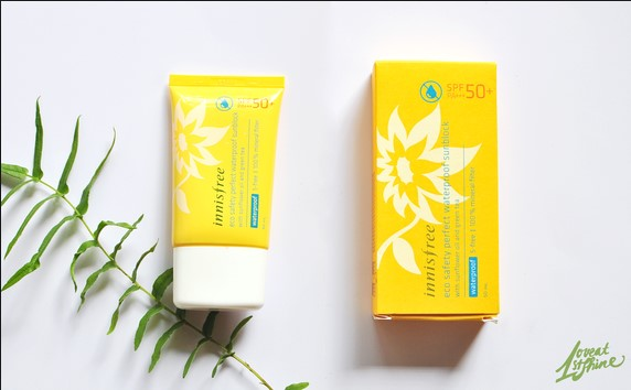 Innisfree Eco Safety Perfect SPF50+